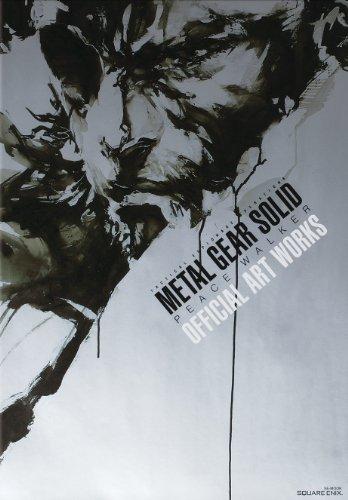 METAL GEAR SOLID PEACE WALKER OFFICIAL ART WORKS メタルギア ソリッド ピースウォーカー 公式設定画集 (SE-MOOK)