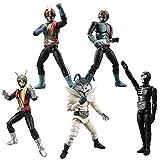 SHODO仮面ライダーVS(ヴァーサス)2 10個入 食玩・清涼菓子 (仮面ライダー) 画像