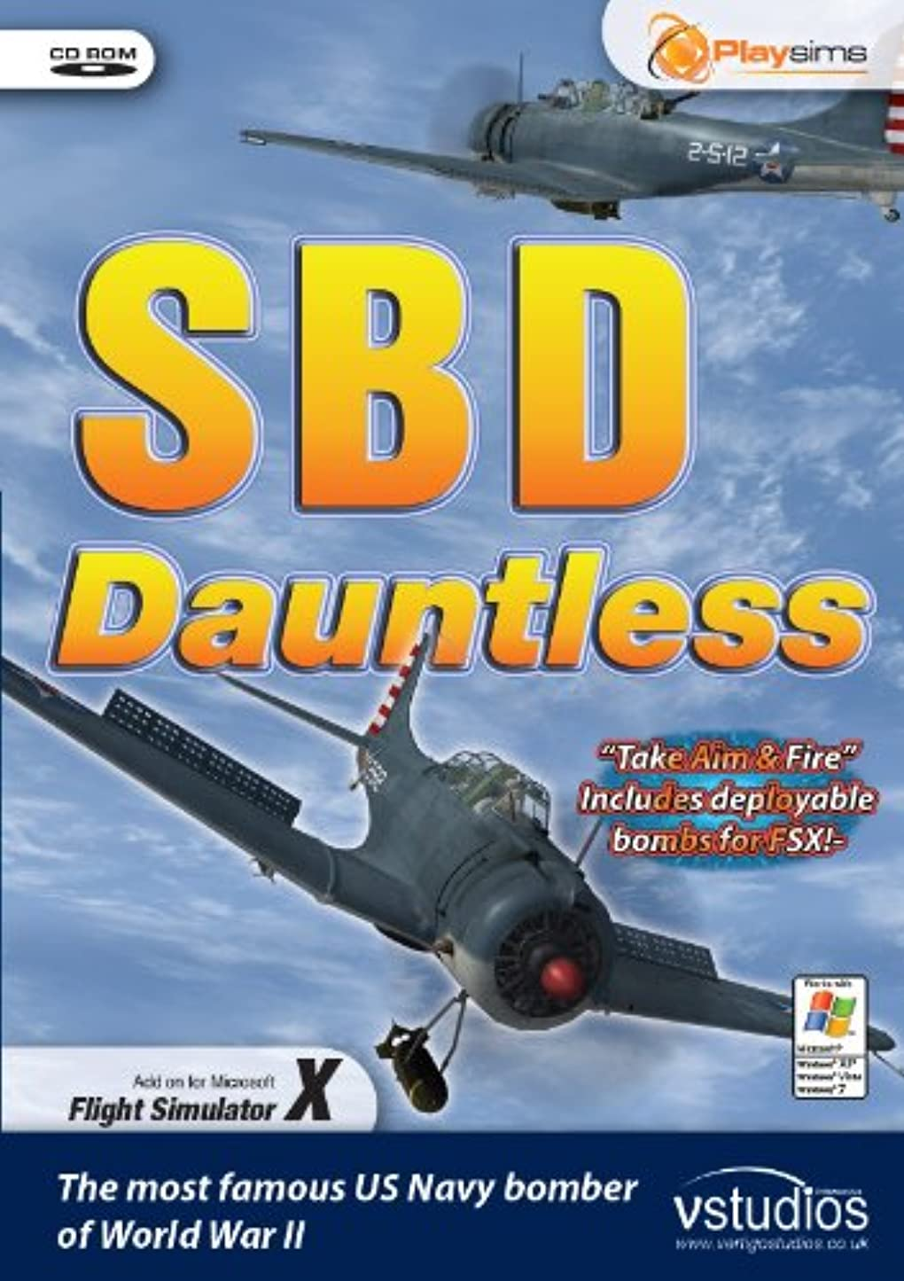 タイマーペットアライアンスSBD Dauntless (PC) (輸入版)