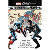 Captain America: Winter Soldier Marvel Select Edition