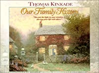 "Our Family History: Thomas Kinkade Painter of Light, 11 1/4"" X 91/8, Gift Box"