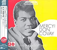Mercy by DON COVAY (2014-04-22)