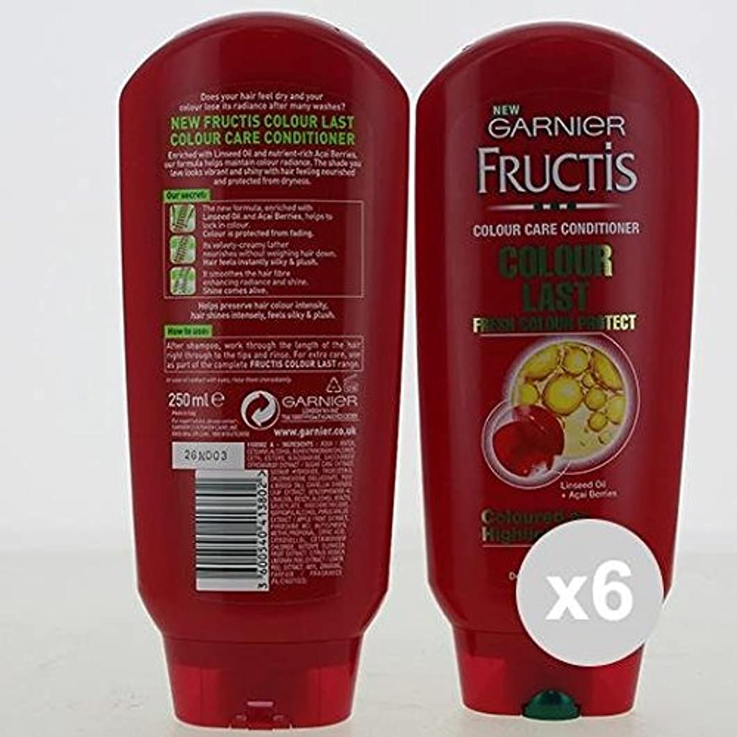 区別入浴悪因子6 Fructisバーム200色ラストシャンプーとコンディショナーヘア製品のセット