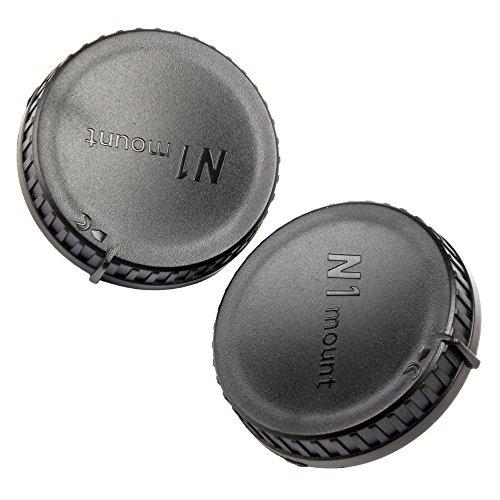 2個 レンズリアキャップ 用 ニコン 1 マウント N1 J1 J2 J3 V1 V2 S1 SLR Nikon レンズ