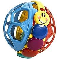 Funny Bendy Ballベビーウォーカー音楽ベル幼児教育玩具