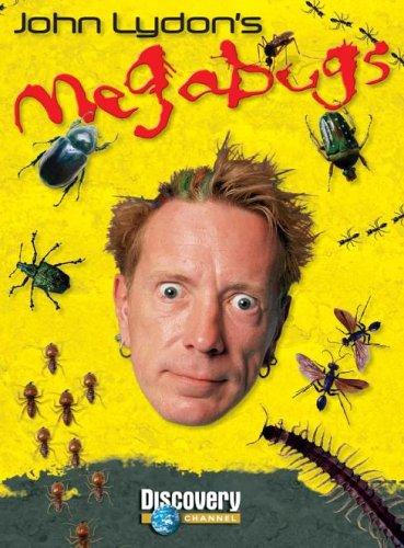 John Lydon's Megabugs [Import anglais]