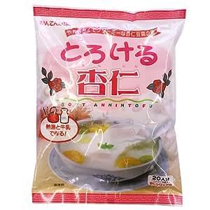 かんてんぱぱ とろける杏仁 500g