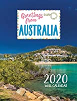 Greetings from Australia 2020 Wall Calendar