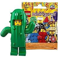 レゴ(LEGO) ミニフィギュアシリーズ 18 サボテンガール【未開封】| LEGO Collectable Minifigures Series 18 Elephant Girl 【71021-11】