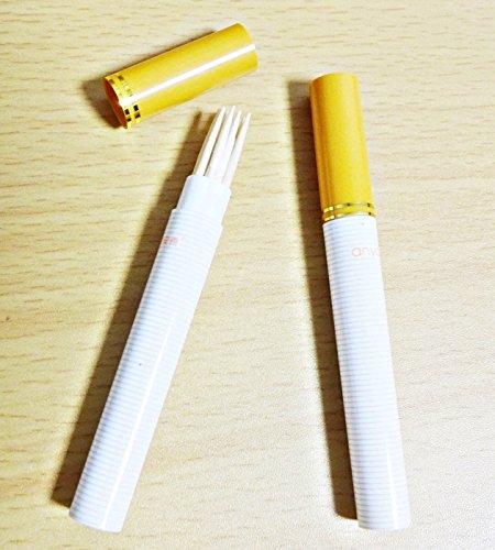 CoMo Good! 携帯 爪楊枝 入れ タバコ型 ケース 2本