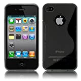 Best iPhone 4ケース - Apple iPhone4 / 4S ケース TPU グリップ カバー Review