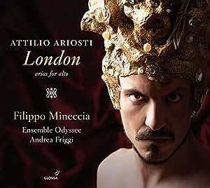 LONDON-ARIAS FOR ALTO