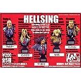 海洋堂&ムービック K&M 胸像 バストアップ クロス HELLSING ヘルシング…『青年 ウォルター』 フルカラー彩色ver.フィギュア (単品販売)