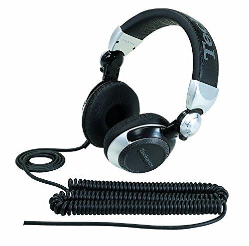 パナソニック Technics RP-DJ1210 DJヘッドホン シルバー 日本製 [並行輸入品]