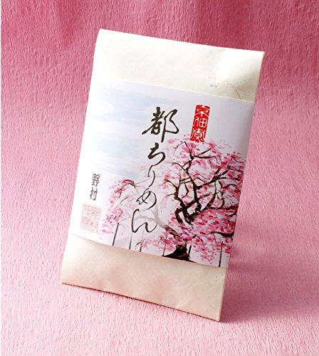 野村佃煮 【春限定パッケージ】 都ちりめん (しだれ桜) 55g