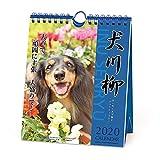 アートプリントジャパン 2020年 ダックス川柳(週めくり)カレンダー vol.007 1000109216