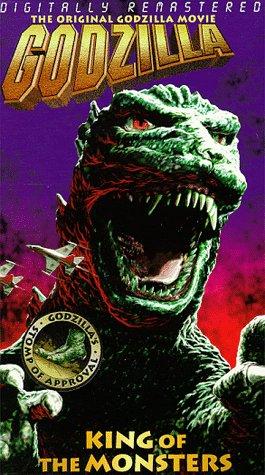 Godzilla: King of Monsters [VHS] [Import]