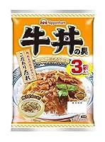 日本ハム どんぶり繁盛 牛丼の具 360g