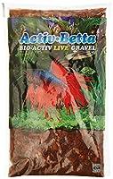 Activ Betta Aquarium Sand, 1-Pound, Red River by Activ Betta