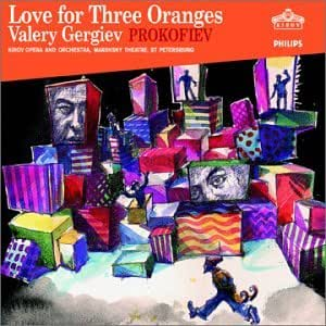Love for Three Oranges