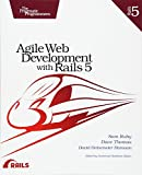 Agile Web Development With Rails 5