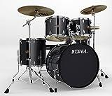 TAMA IP52H6HC-HBK ヘアラインブラック タマ Imperialstar ドラムセット