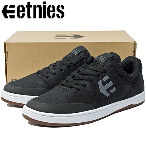 etnies エトニーズ Marana Black/Grey/White (8.5(26.5cm)) [並行輸入品]