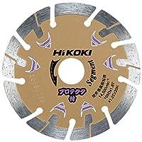 HiKOKI(旧日立工機) ダイヤモンドカッター 105mm×穴径20mm ディスクグラインダー用 セグメント プロテクター 0032-4693