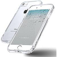 """【21SPEC】 iphone8 ケース [ クリアケース ハード エレコム シリコン ] [ 音声が前面から流れる ] アイフォン7ケース アイホン7 iphone7 【""""21Spec-JP""""が""""21SPEC""""の正規店です】 (iPhone8/iPhone7, クリア)"""