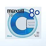 マクセル TWINKLE 80分 TMD80BLK
