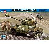 ホビーボス 1/35 ファイティングビークルシリーズ アメリカ戦車 T26E4 パーシング試作2号車 プラモデル 82427