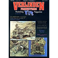 Verlinden PublicationsモデリングMagazine Vol。7 No。1 Reference Book # m10701
