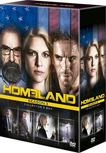 HOMELAND/ホームランド シーズン3 DVDコレクターズBOXの詳細を見る