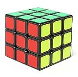 ボディー 回転スムーズ 競技専用 ルービックキューブ 世界基準配色 ver.2.0 立体パズル 知育玩具 ポップなファッション おもちゃ 日本語の攻略書付属 (一台組)