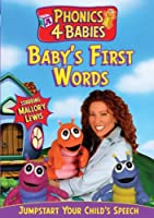 Phonics 4 Babies: Baby's First Words [DVD] [Import]