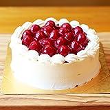 [糖質制限]直径12cm 木苺のレアチーズケーキ (バースデープレートなし)