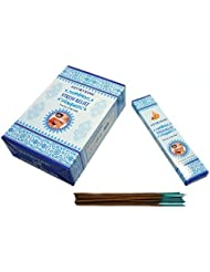 Ayurvedic Stress Relief Masala Incense Sticks Agarbatti (12パックX 15 Sticks各)