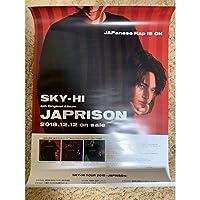 SKY-HI JAPRISON 告知ポスター