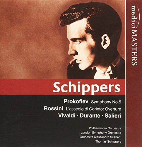 Prokofiev: Symphony 5;Rossini: