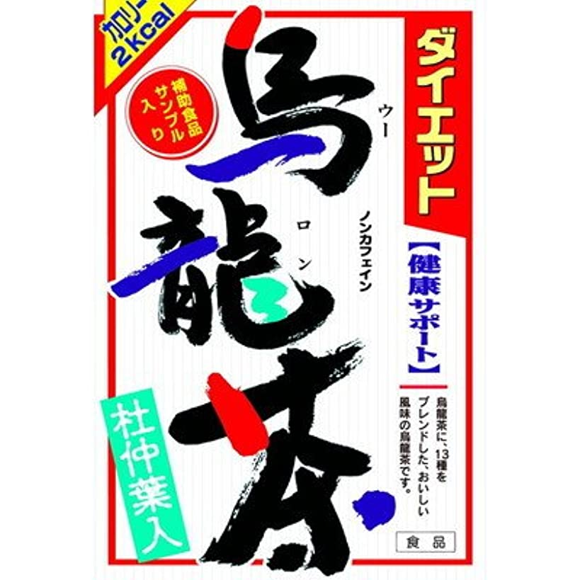 退屈な無知予見する山本漢方 ダイエット烏龍茶 8g x 24包【2個セット】
