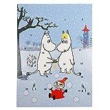 クリスマス ムーミン Moomin カウントダウンカレンダー(アドベントカレンダー) チョコレート