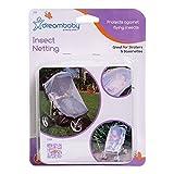 Dreambaby(ドリームベビー) dreambaby ドリームベビー Stroller Insect Netting ベビーカー 虫よけカバー White ホワイト