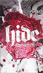 seventeen clips ~perfect clips~ presented by hide MUSEUM [VHS]