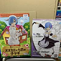 Re:ゼロフィギュア2体セット販売