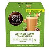 ネスレ日本 ネスカフェ ドルチェ グスト 専用カプセル アーモンドラテ 12杯分 ポッド・カプセル