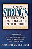 New Strong's Concordance of the Bible: Budget Edition