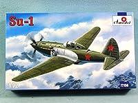 A Model 1/72 スホーイSu-1高高度迎撃機 AM72156 プラモデル