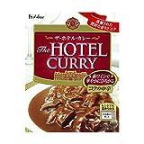 【お徳用 8 セット】 ハウス ザ・ホテル・カレー コクの中辛 180g×8セット