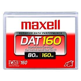 日立マクセル DDSデータカートリッジ(8mm幅テープ) タイプDAT160(80GB/圧縮時160GB) 1巻パック DAT160 XJ B