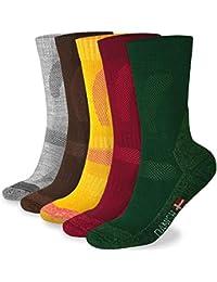 DANISH ENDURANCE(ダニッシュ・エンデュランス)HIKING SOCKSメリノウール登山用靴下 トレッキング、アウトドア、男女兼用(3ペアセット or 1ペア)
